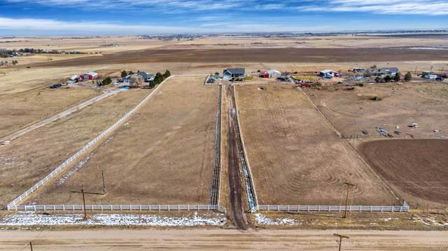 3540 Vanderhoof Street, Bennett, CO 80102 (MLS #8723181) :: 8z Real Estate