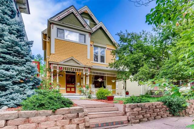 1356 N Downing Street, Denver, CO 80218 (#8723810) :: My Home Team
