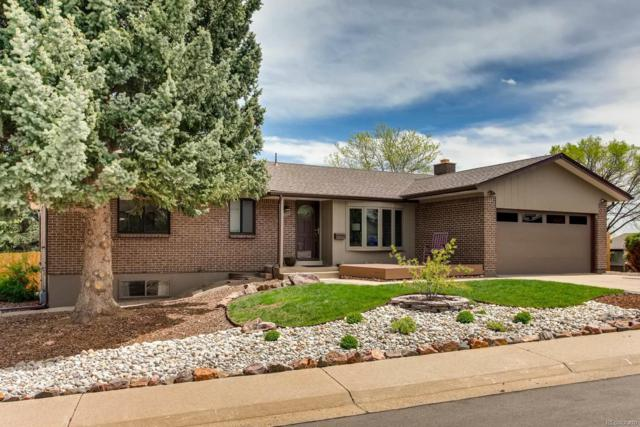 1596 S Xenon Court, Lakewood, CO 80228 (#8723885) :: The Galo Garrido Group