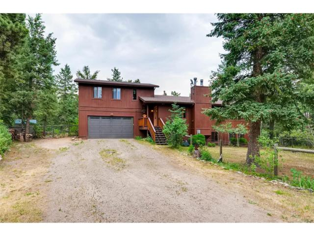 25531 Mosier Circle, Conifer, CO 80433 (MLS #8724094) :: 8z Real Estate