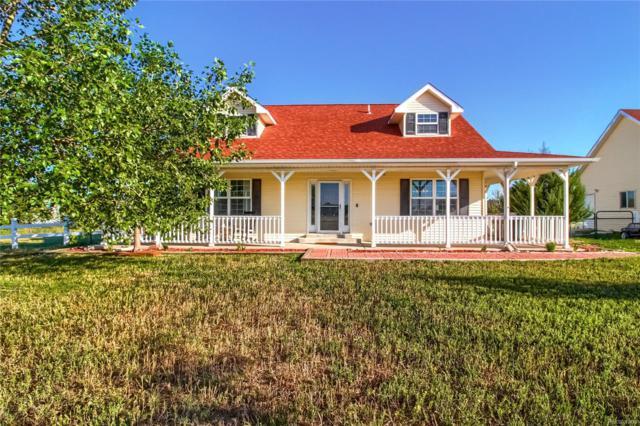 7707 S Shenandoah Drive, Elizabeth, CO 80107 (MLS #8724109) :: 8z Real Estate