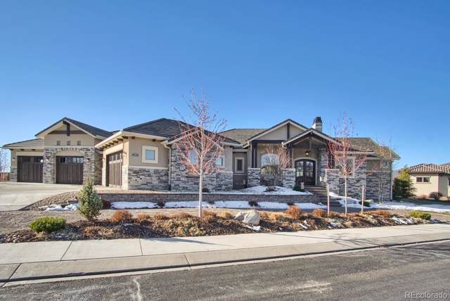 2291 Coyote Crest View, Colorado Springs, CO 80921 (#8724176) :: The DeGrood Team