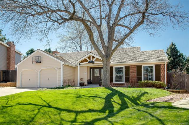 7260 E Geddes Place, Centennial, CO 80112 (MLS #8724187) :: 8z Real Estate