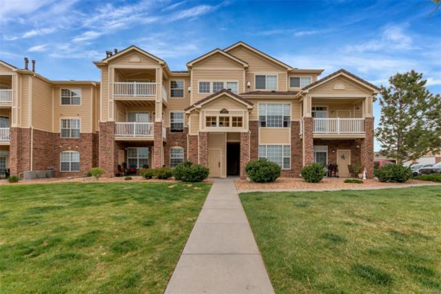 5735 N Genoa Way #301, Aurora, CO 80019 (#8724492) :: The Galo Garrido Group