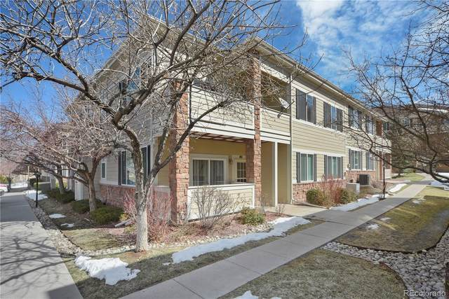 16838 E Gunnison Drive 8H, Aurora, CO 80017 (#8724641) :: James Crocker Team