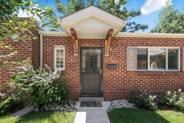 120 Washington Street #3, Denver, CO 80203 (#8724658) :: Bring Home Denver