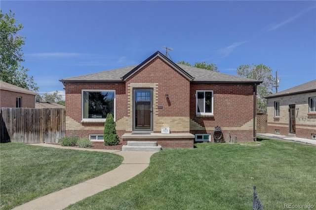 3635 Leyden Street, Denver, CO 80207 (#8724901) :: Mile High Luxury Real Estate