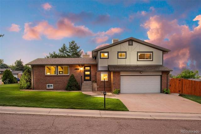 6833 W 69th Avenue, Arvada, CO 80003 (#8725782) :: Mile High Luxury Real Estate