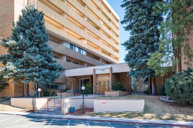 8060 E Girard Avenue #416, Denver, CO 80231 (#8725904) :: The Heyl Group at Keller Williams