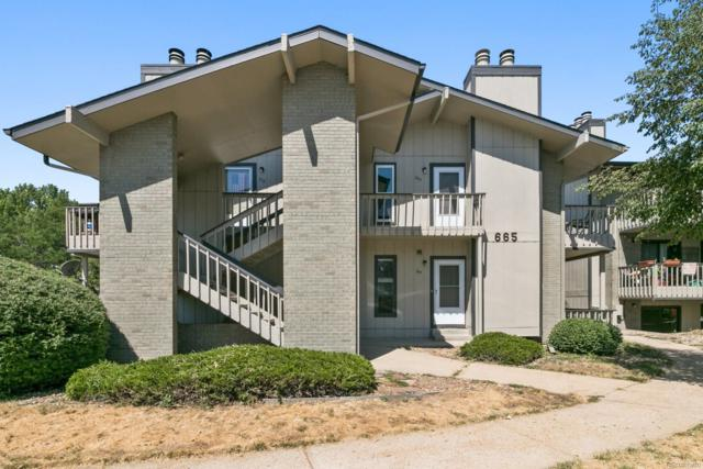 665 Manhattan Drive #214, Boulder, CO 80303 (#8726104) :: The Pete Cook Home Group