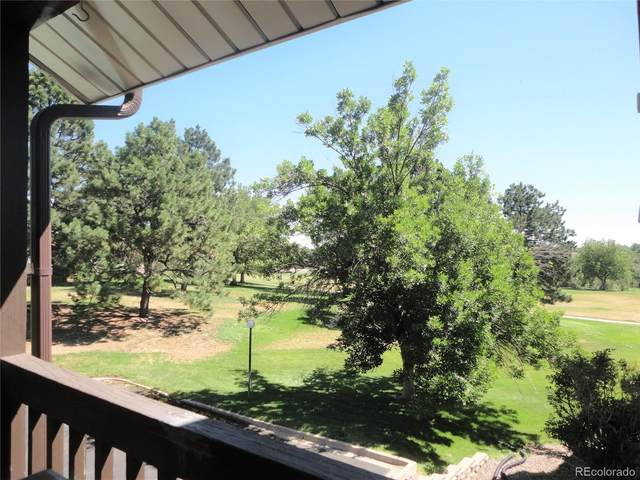 17331 E Mansfield Avenue 331L, Aurora, CO 80013 (#8726400) :: Kimberly Austin Properties