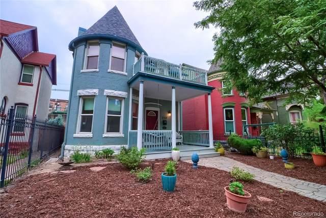 233 S Lincoln Street, Denver, CO 80209 (MLS #8726611) :: Find Colorado