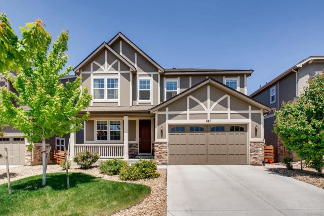 681 Sunup Place, Erie, CO 80516 (#8726826) :: The Peak Properties Group
