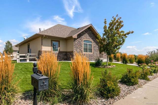 1613 Carriage Drive, Eaton, CO 80615 (#8727154) :: The DeGrood Team