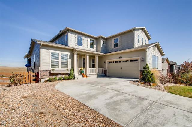 15429 W 95th Place, Arvada, CO 80007 (#8727284) :: The DeGrood Team