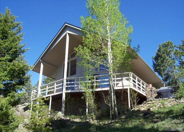 4733 Denver View Drive, Evergreen, CO 80439 (#8727525) :: The DeGrood Team