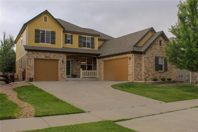 23269 Allendale Avenue, Parker, CO 80138 (#8727671) :: The Tamborra Team
