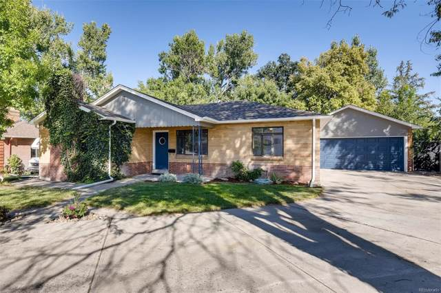 4020 Otis Street, Wheat Ridge, CO 80033 (#8727832) :: 5281 Exclusive Homes Realty