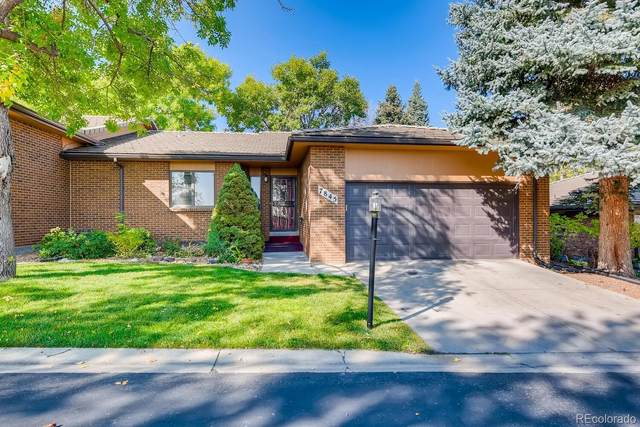 7845 Allison Court, Arvada, CO 80005 (#8727835) :: Real Estate Professionals