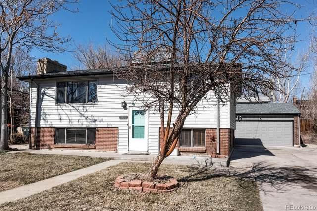 5063 W 61st Avenue, Arvada, CO 80003 (MLS #8727894) :: 8z Real Estate