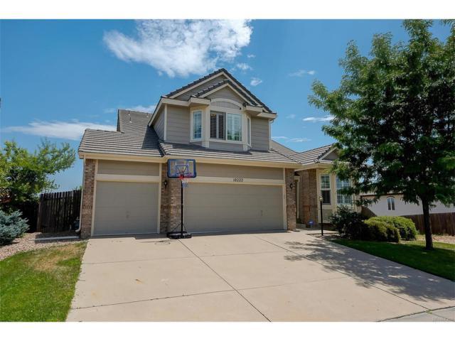 10222 Nottingham Drive, Parker, CO 80134 (MLS #8728040) :: 8z Real Estate