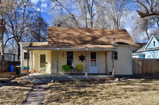 717 Baker Street, Longmont, CO 80501 (#8728096) :: The Griffith Home Team