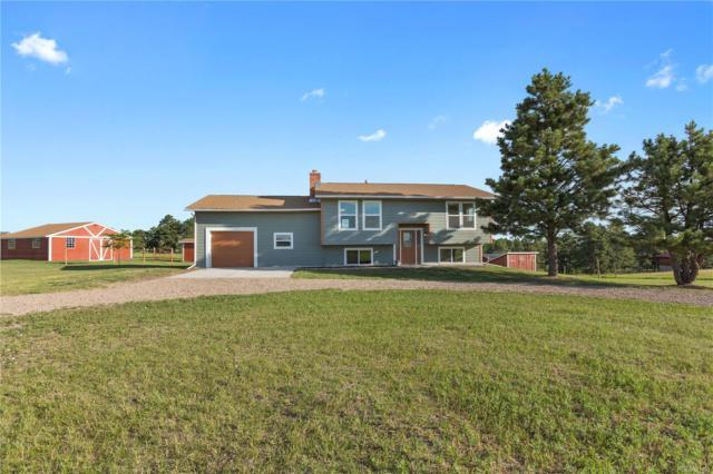 1965 Woodpecker Lane, Elizabeth, CO 80107 (MLS #8728462) :: 8z Real Estate