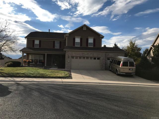 21157 Saddleback Circle, Parker, CO 80138 (#8728558) :: The HomeSmiths Team - Keller Williams