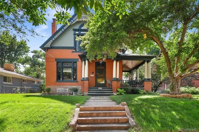 2841 Perry Street, Denver, CO 80212 (#8728643) :: Finch & Gable Real Estate Co.