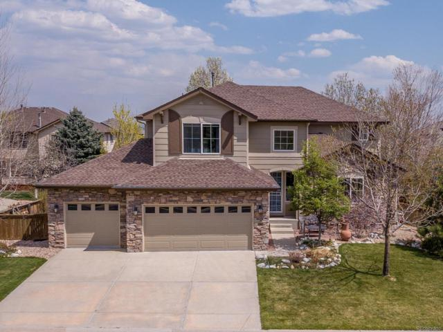 9478 S Johnson Street, Littleton, CO 80127 (#8728819) :: The Griffith Home Team
