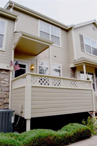 342 W Jamison Place #60, Littleton, CO 80120 (#8728836) :: The Peak Properties Group