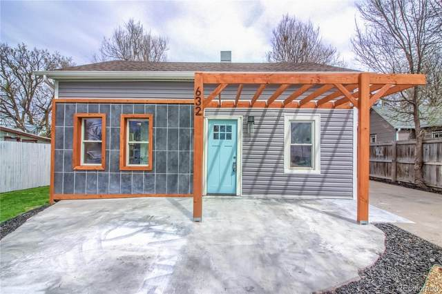 632 S Patton Court, Denver, CO 80219 (#8728972) :: HomeSmart Realty Group