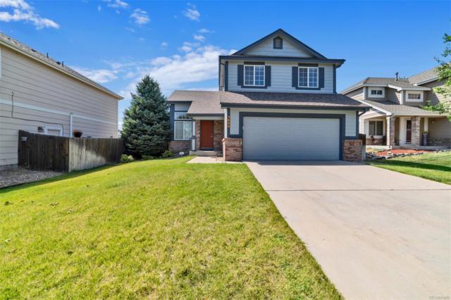 3875 S Quemoy Court, Aurora, CO 80018 (MLS #8729011) :: 8z Real Estate