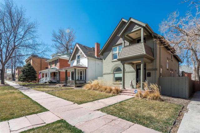 1159 Josephine Street, Denver, CO 80206 (#8729209) :: Wisdom Real Estate