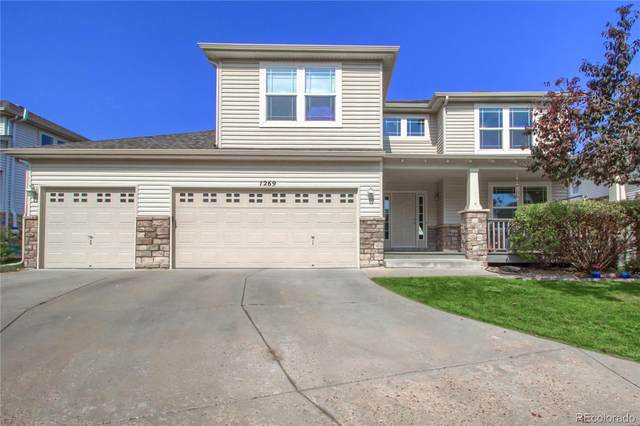 1269 W 135th Court, Westminster, CO 80234 (#8729232) :: Peak Properties Group