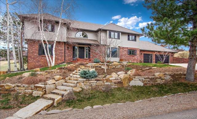 8 Blue Grouse Ridge Road, Littleton, CO 80127 (#8729290) :: The Griffith Home Team