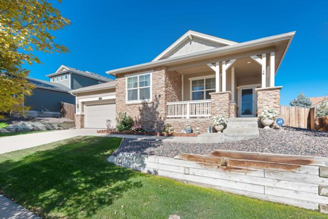 9891 Jasper Drive, Commerce City, CO 80022 (#8729679) :: The Griffith Home Team