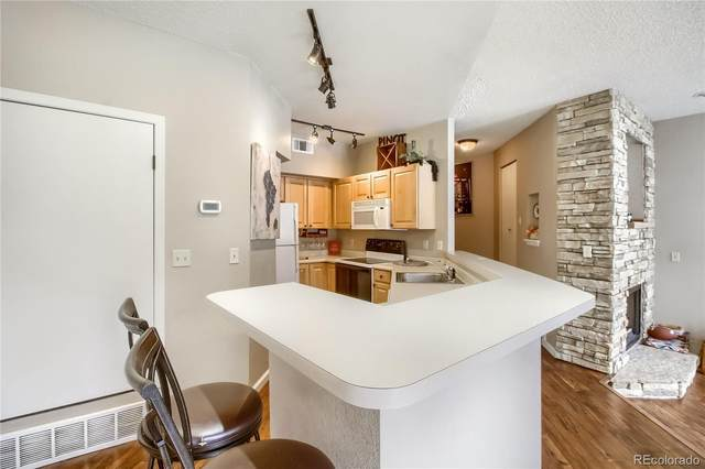 6001 S Yosemite Street C207, Greenwood Village, CO 80111 (#8730374) :: Berkshire Hathaway Elevated Living Real Estate
