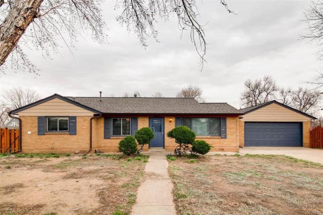 4640 Otis Street, Wheat Ridge, CO 80033 (#8730377) :: The Peak Properties Group