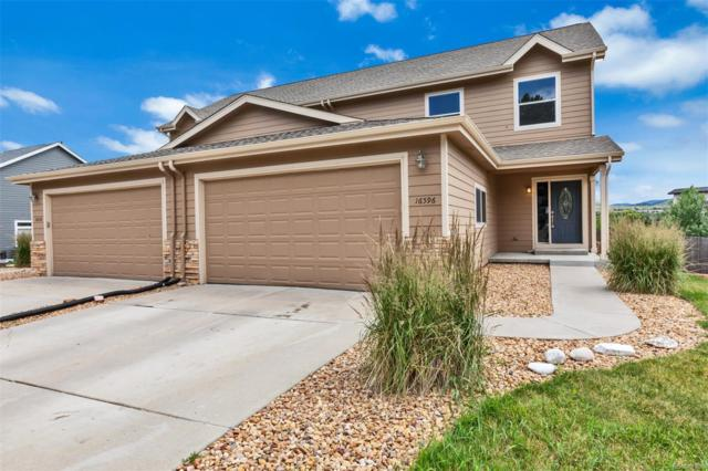 16596 W 14th Place, Golden, CO 80401 (#8730461) :: The Healey Group