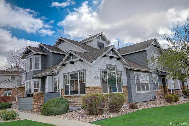 2550 Winding River Drive G1, Broomfield, CO 80023 (#8730851) :: Berkshire Hathaway HomeServices Innovative Real Estate