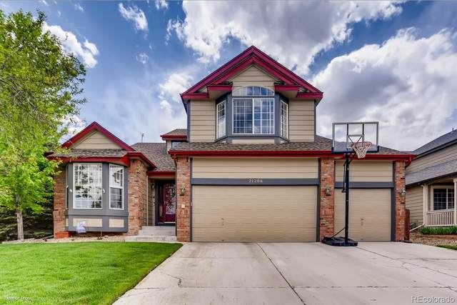 21208 White Ash Lane, Parker, CO 80138 (#8730934) :: Sultan Newman Group