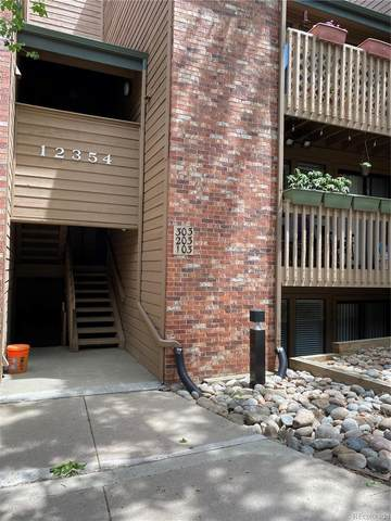 12354 W Nevada Place #103, Lakewood, CO 80228 (#8731056) :: The Dixon Group