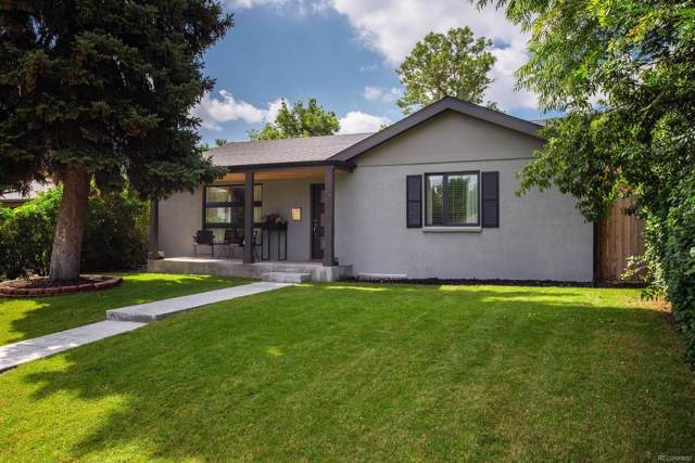 3046 W 25th Avenue, Denver, CO 80211 (#8731088) :: The Heyl Group at Keller Williams
