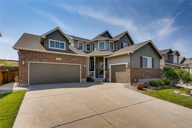 12219 S Red Sky Drive, Parker, CO 80134 (#8731272) :: The DeGrood Team