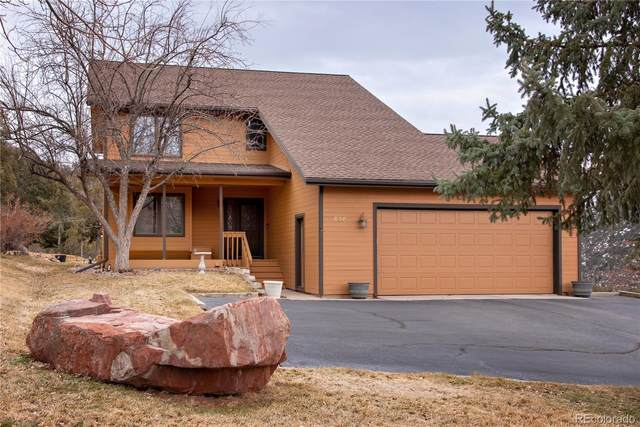 646 Canyon Creek Drive, Glenwood Springs, CO 81601 (#8731305) :: HomeSmart