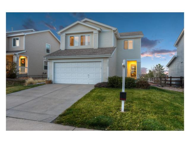 9807 Marmot Ridge Circle, Littleton, CO 80125 (#8731587) :: The Sold By Simmons Team