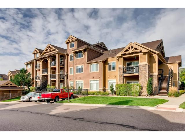 8779 S Kipling Way #106, Littleton, CO 80127 (#8731741) :: The City and Mountains Group