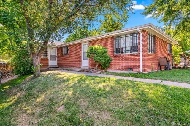1050-1052 Lowell Boulevard, Denver, CO 80204 (MLS #8732211) :: Bliss Realty Group
