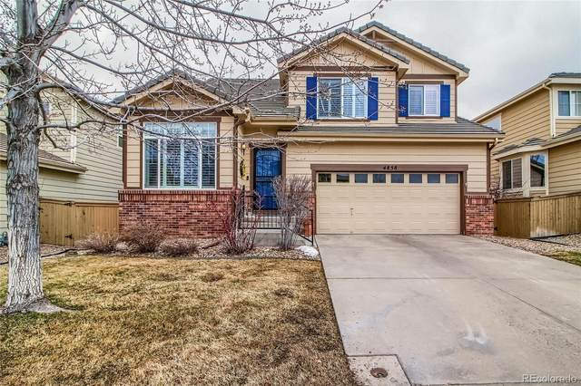4858 Laurelglen Lane, Highlands Ranch, CO 80130 (#8732263) :: Bring Home Denver with Keller Williams Downtown Realty LLC